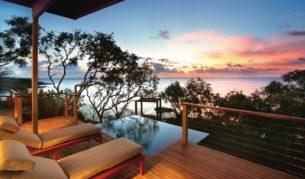 Luxury on Lizard Island