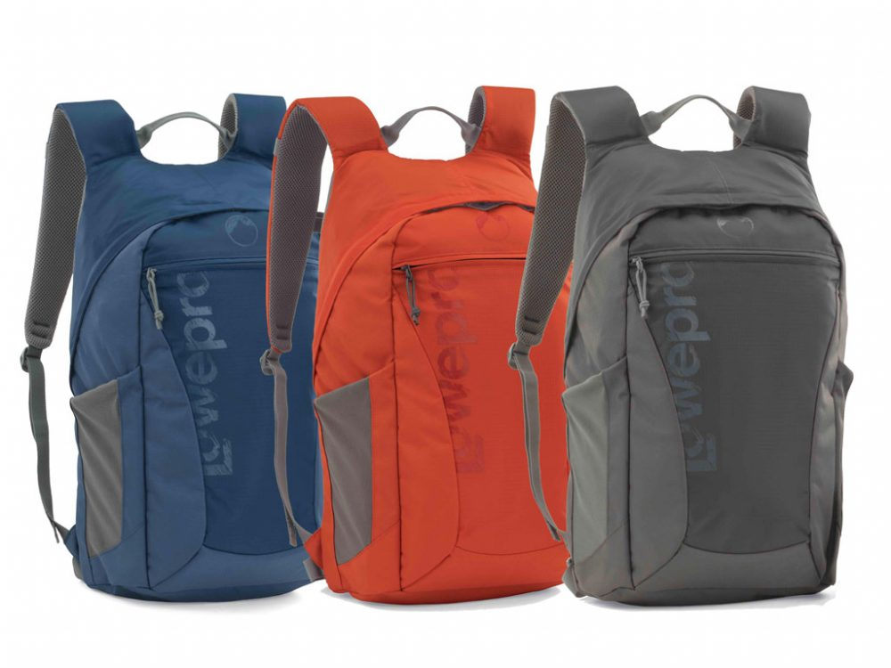 The larger 22 litre Hatchback Daypacks side by side.