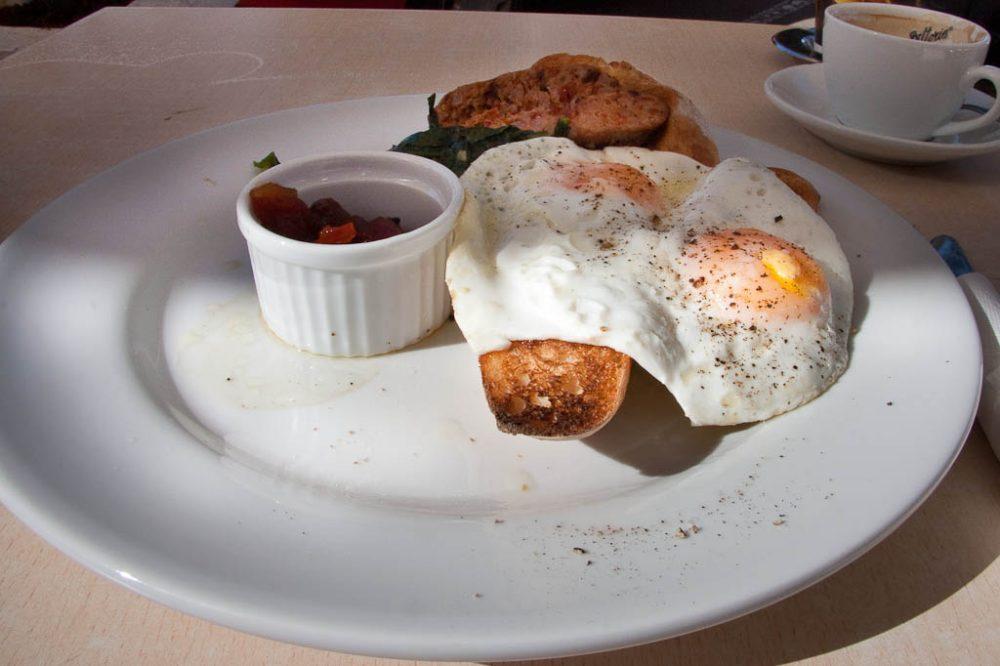 Stefanos Quite Average Breakfast