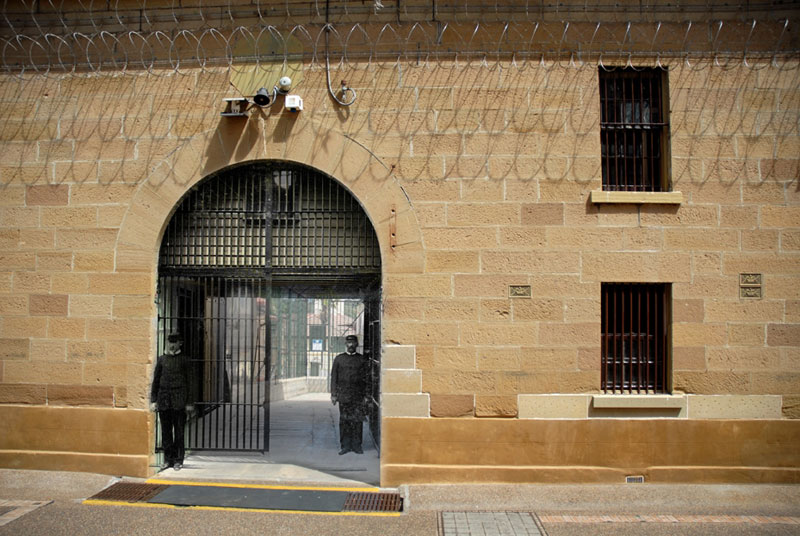 Maitland Gaol was the longest continuously operating jail in Australia