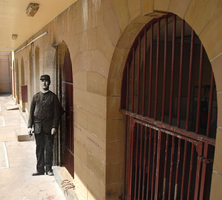 Maitland Gaol housed some of Australia's most notorious criminals