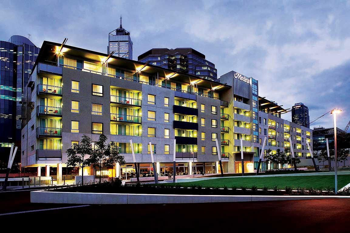 Hotel Review -- Medina Grand Perth
