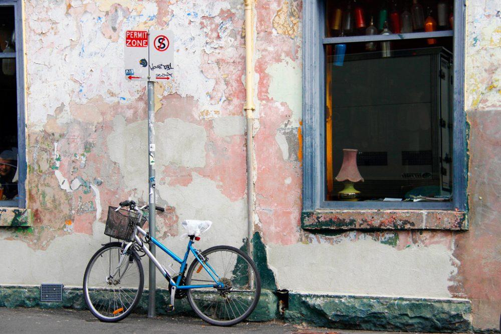 Photo Portfolio - Streets of Melbourne