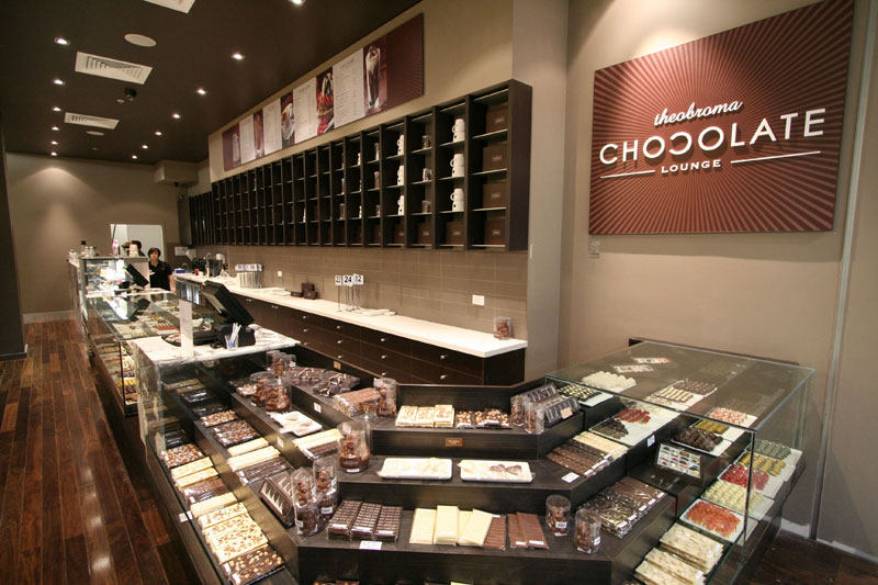 The Obroma Chocolate Lounge