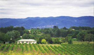 Glamourous Mudgee , but can we do it for under $250 (Image Courtesy TNSW)