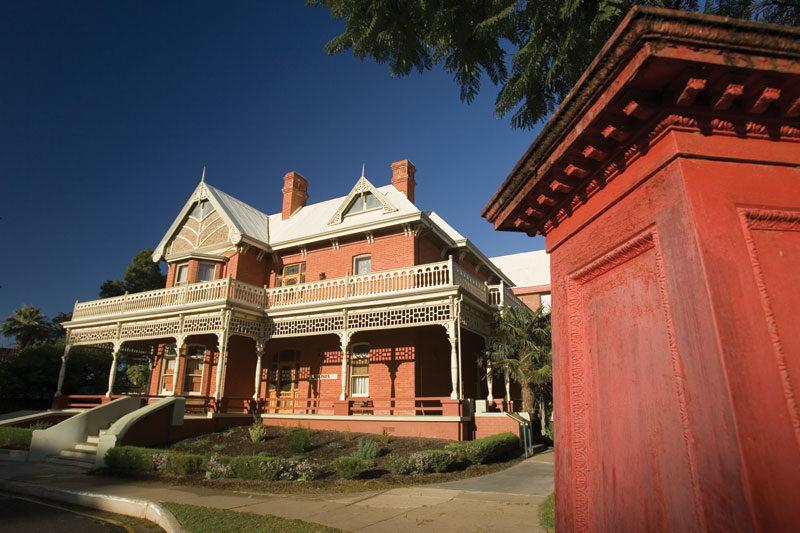 Mildura House