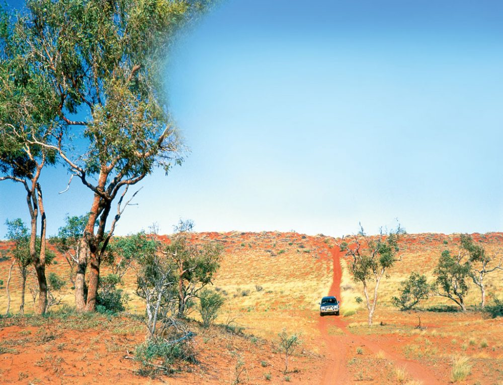 Adria Downs Station Outback QLD