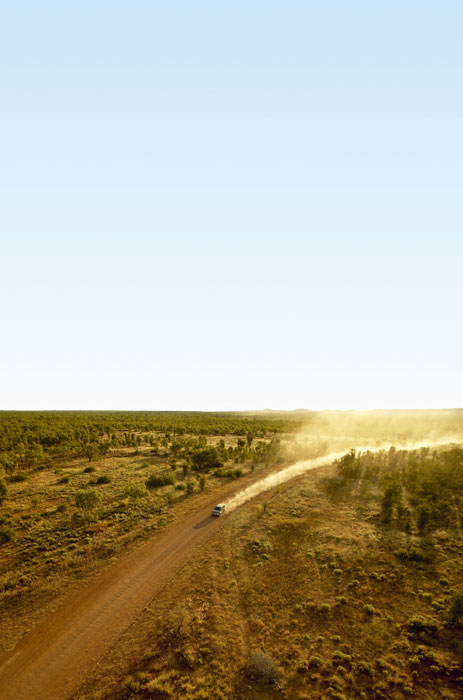 Buchanan Highway Outback NT
