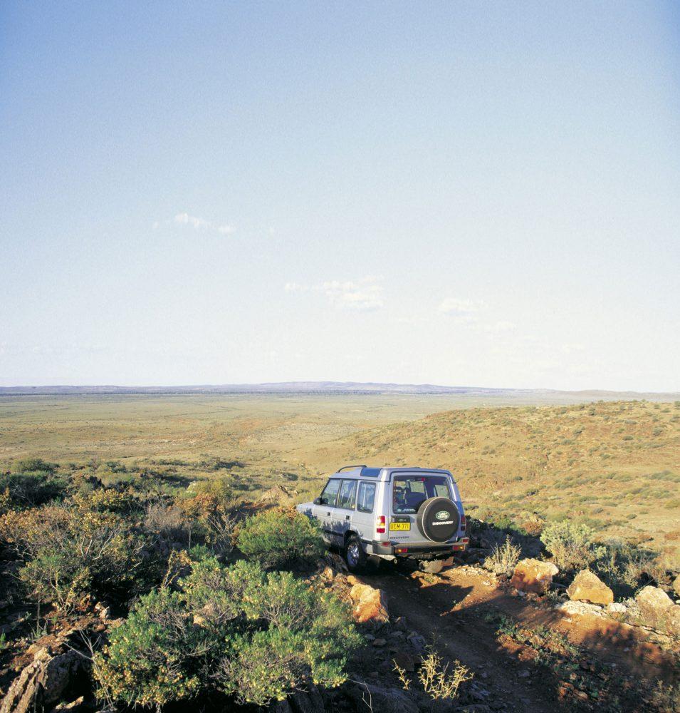 Menindee Lakes Outback NSW