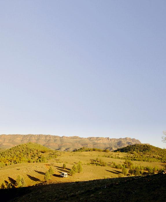 Wilpena Pound, Flinders Range Outback SA