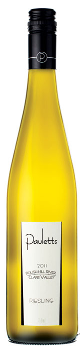 Pauletts Polish Hill River Riesling, 2011