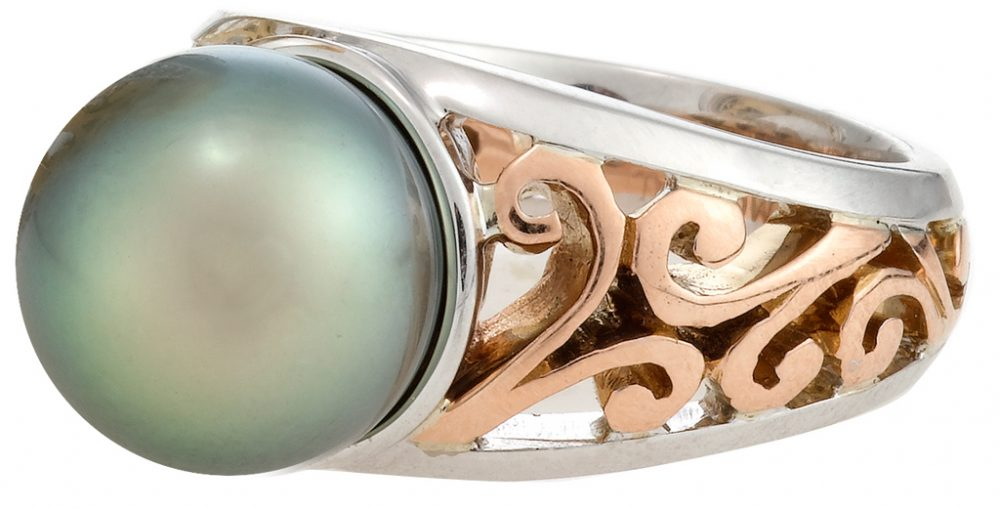 Lunar Most Ring by Nadia Neuman for Mondial