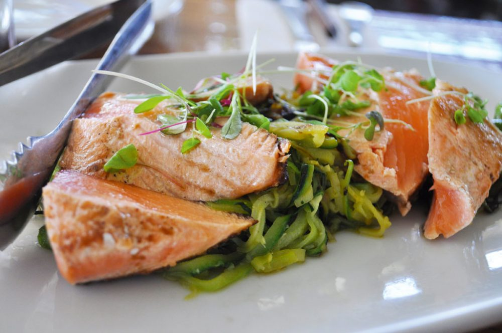 Fresh gourmet goodness at Spice Island, Phillip Island.