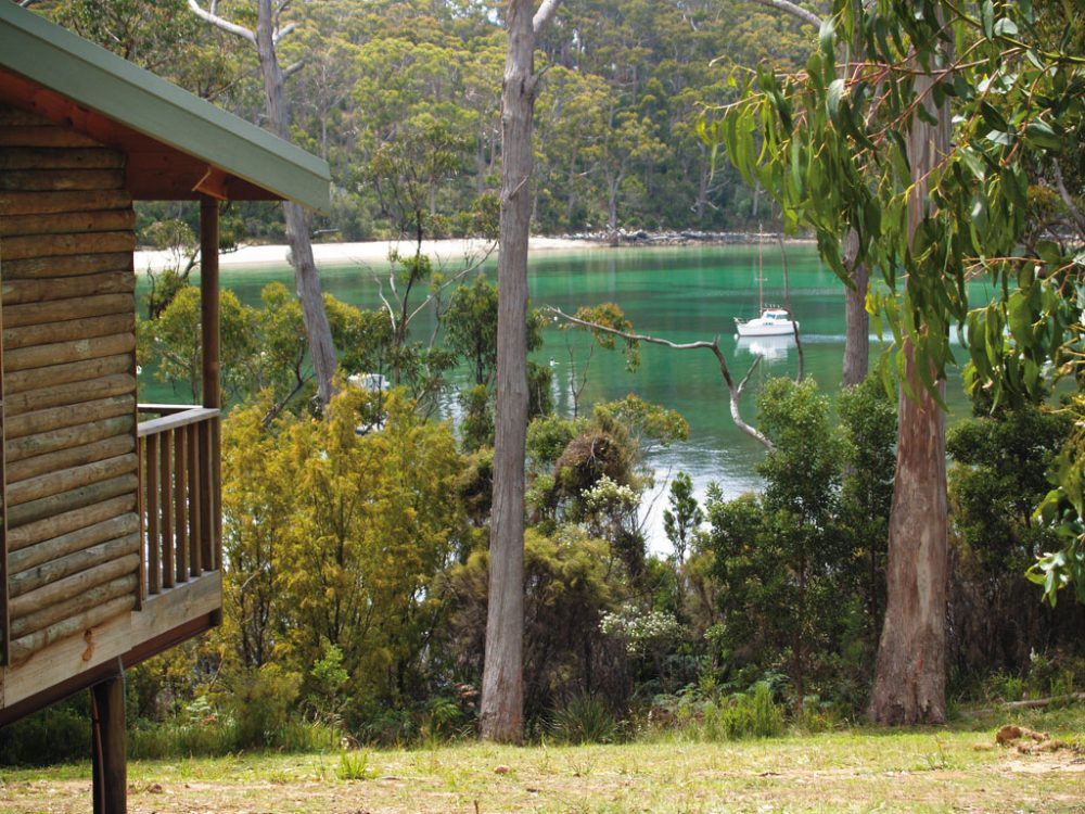 Port Arthur Stewart Bay Lodge