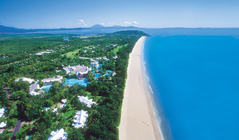 Sheraton Mirage Port Douglas on Four Mile Beach