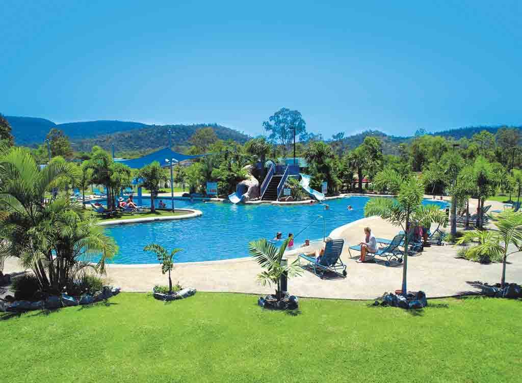 Big4 Adventure Whitsunday Resort at Airlie Beach has all the activities to keep kids happy at a fraction of the cost