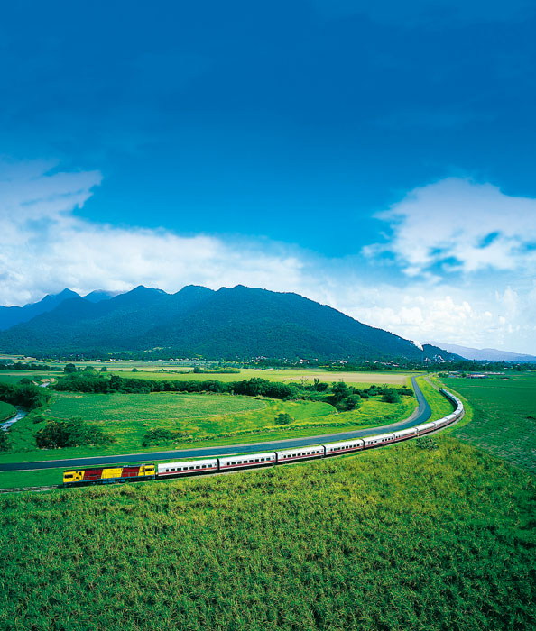 Culinary Queensland Train Trip