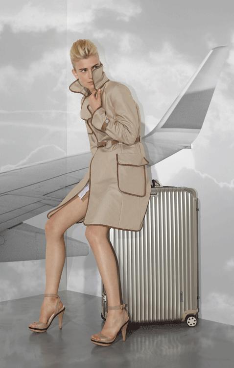 Stylish Traveller - Rimowa