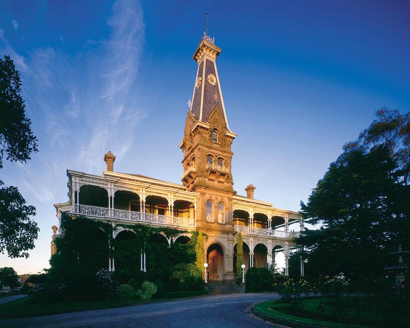 Rupertswood attracts cricketing pilgrims year-round.