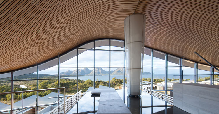 Welcome to Australia's Newest Luxury Lodge, Saffire Freycinet