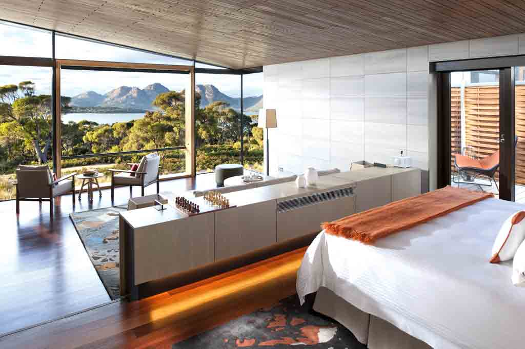 A room interior Saffire Freycinet