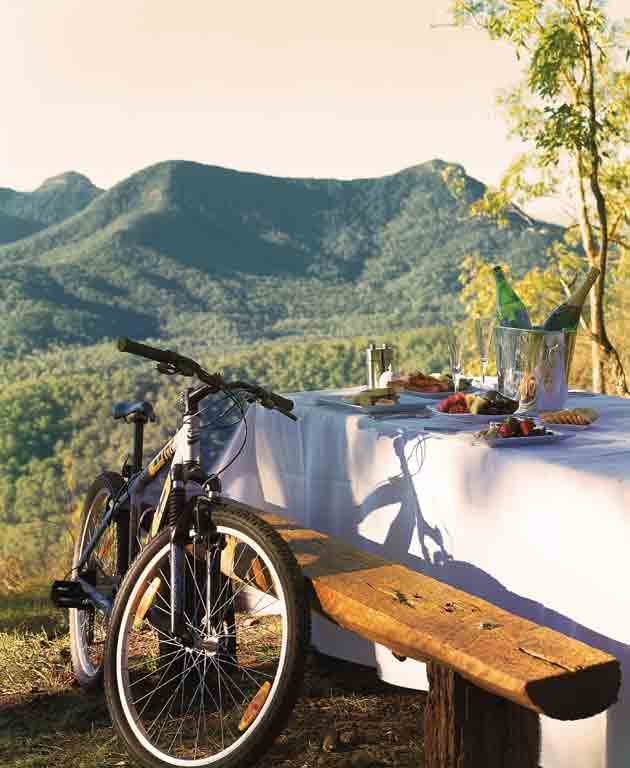 10. Spicers Peak Lodge, Maryvale, QLD
