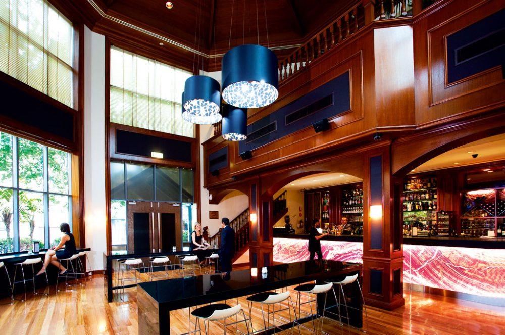 Stamford Plaza Bar