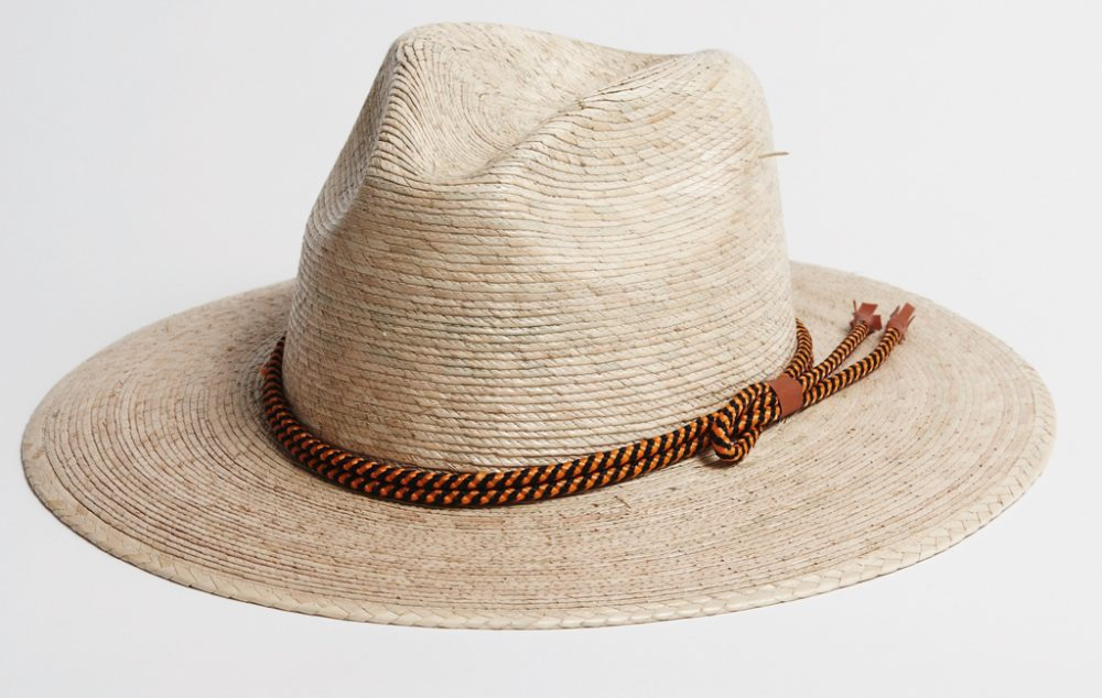 Cholo Chica Hat by Capelo