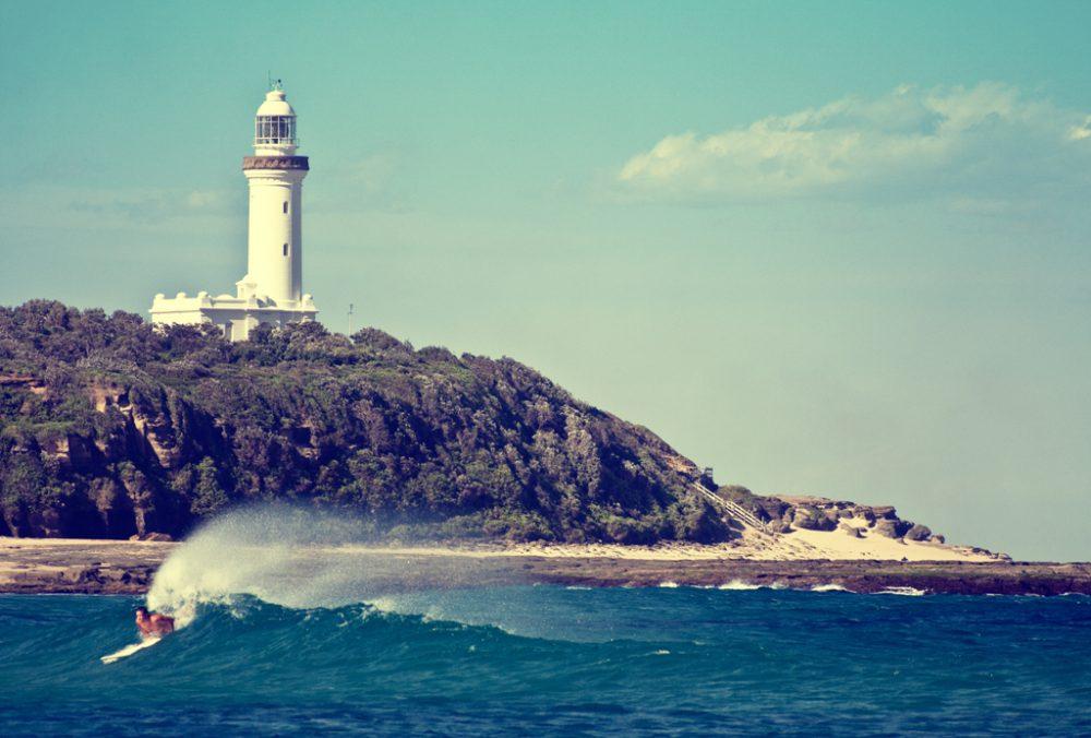'Your Shot' Winner Tammara Stewart, taken of a surfer, NSW