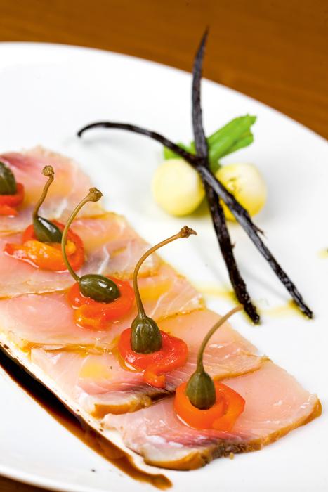Recipe: Swordfish Carpaccio