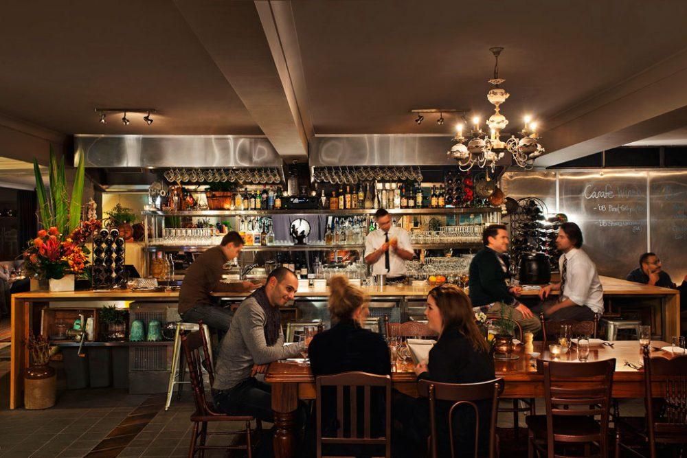 The Food Society, Darlinghurst, Sydney.