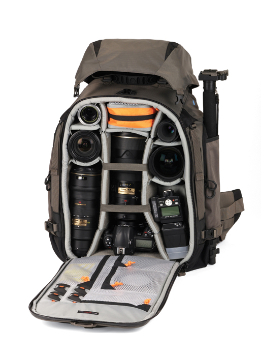 The Lowepro Trekker 400