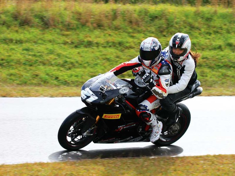 The Troy Bayliss Motorbike Experience