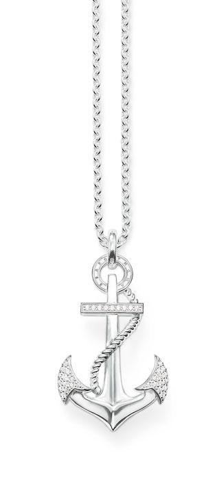 Thomas Sabo Anchor Necklace