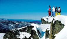 Thredbo offers plenty of variety for advanced skiers.