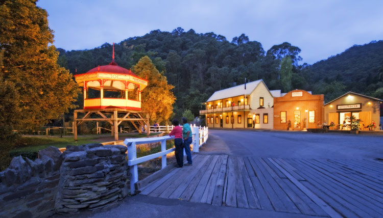 The Star Hotel Walhalla. Image Tourism Vic