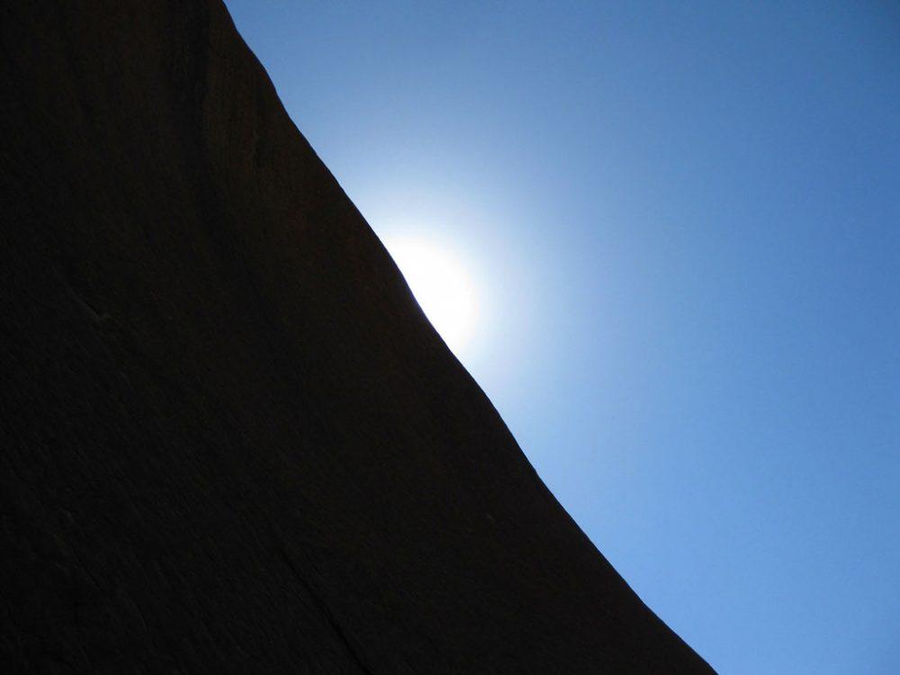 Photo portfolio - A Different View of Uluru by Brigitte Drew