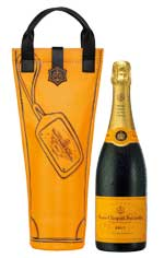 No day at the races is complete with out some bubbles -when only the best will do - Widow Clicquot