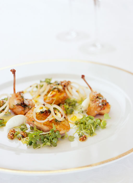 Vie Restaurant + Bar, Palazzo Versace, QLD.