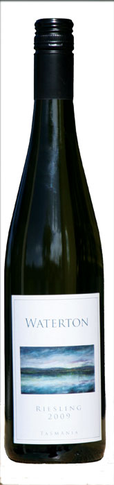 Waterton Riesling, 2009
