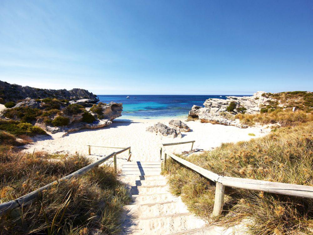 Rottnest Island Australia: Wish You Were Here: Rottnest Island