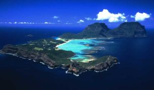 If Disney designed an island it would be a lot like World Heritage Listed Lord Howe Island