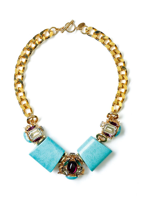 Anton Heunis beaded necklace