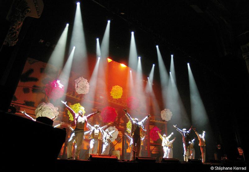 Bale de Rua Dancers