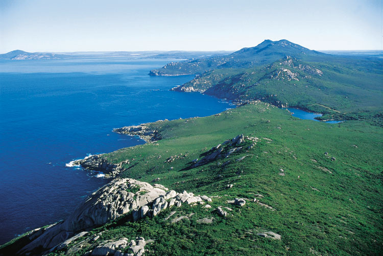 The spectacular WA coastline the Bibbulmun Track hugs is part of its appeal to thousands of walkers.