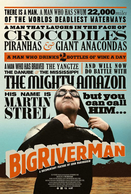 Poster: Big River Man
