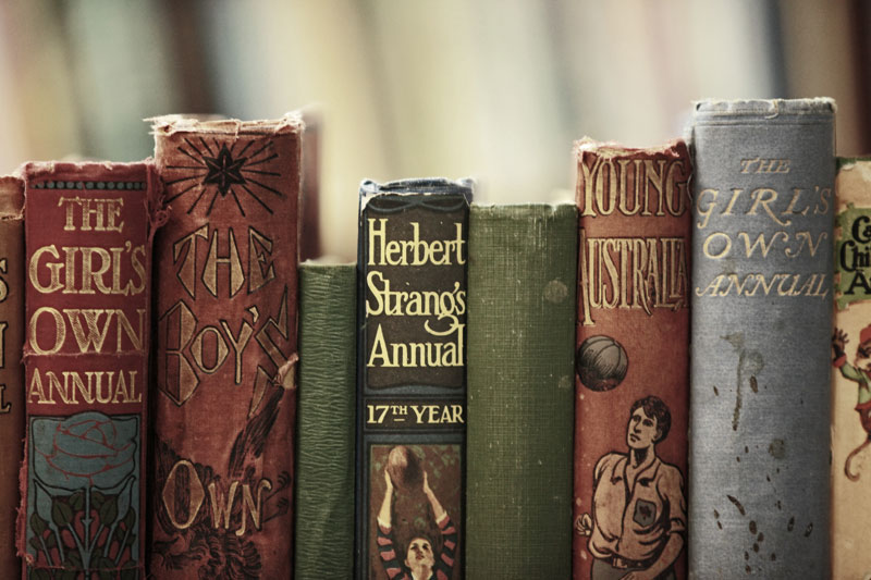Browse the titles at Mr Pickwick's Fine Old Books