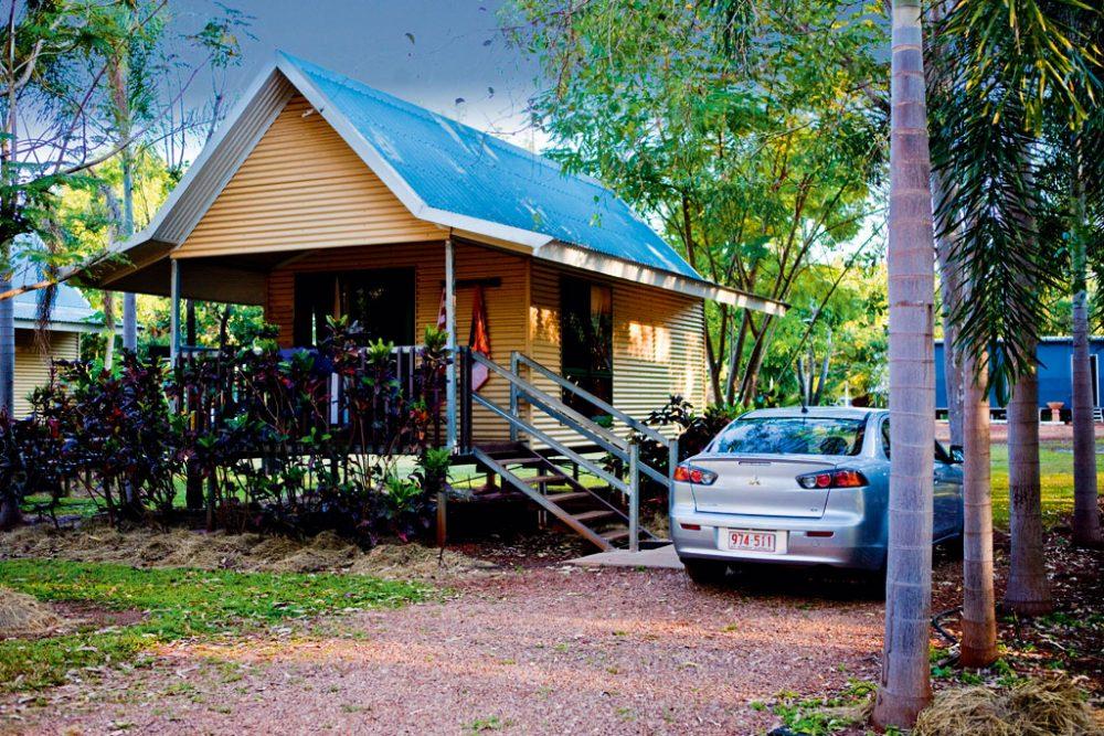 Cabin at Litchfield