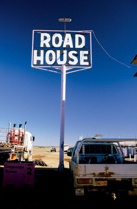 The Oodnatta Roadhouse. Image by Robyn Rosenfeldt