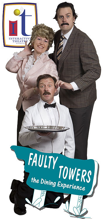 "Featuring all the best gags and a great meal, Faulty Towers The Dining Experience is a loosely scripted, pitch-perfect ""13th episode"" of the TV series"